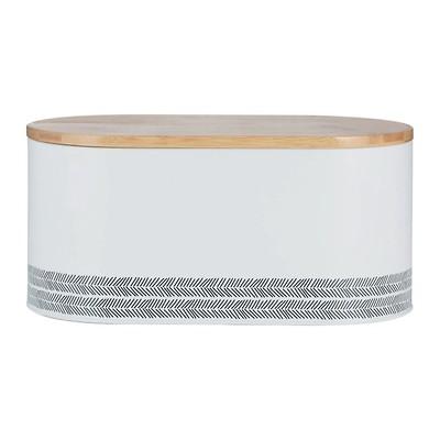 Typhoon - Monochrome chlebak biały