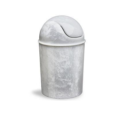Umbra - Mini Can Kosz na śmieci marmurkowy