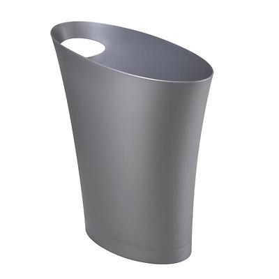 Umbra - Skinny Kosz na śmieci srebrny