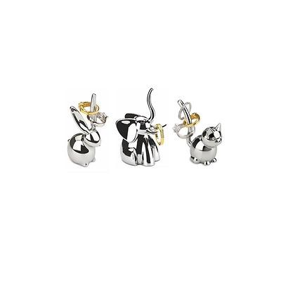 UMBRA -  Zoola Zestaw uchwytów na biżuterię
