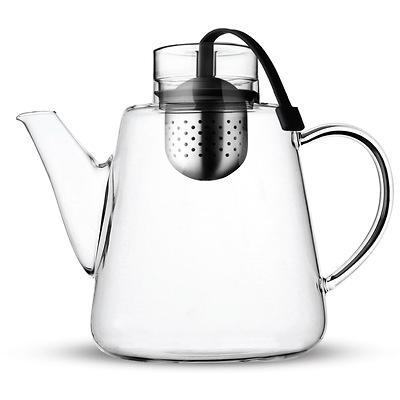 Vialli Design - Amo Zaparzacz do herbaty, czarny