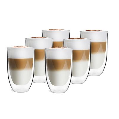 Vialli Design - Amo Zestaw 6 szklanek termicznych wysokich z podwójną ścianką