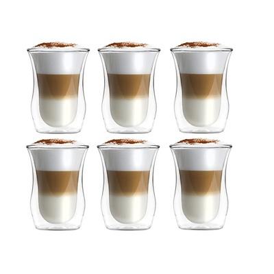 Vialli Design - Vita Komplet 6 szklanek z podwójną ścianką