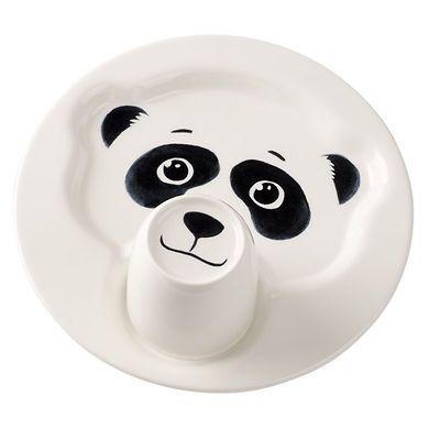 Villeroy & Boch - Animal Friends Zestaw dla dzieci Panda