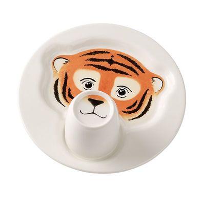 Villeroy & Boch - Animal Friends Zestaw dla dzieci Tygrys
