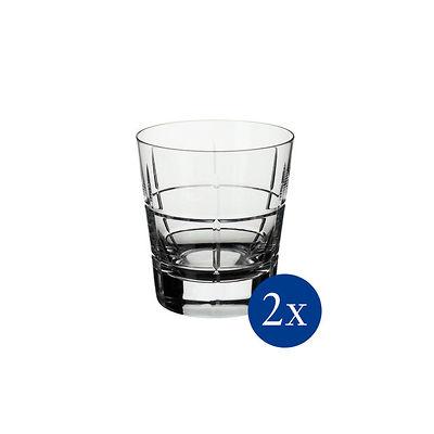 Villeroy & Boch - Ardmore Club Zestaw dwóch szklanek do whisky