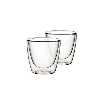 Villeroy & Boch - Artesano Hot Beve. New Zestaw Szklanek do kawy lub herbaty M