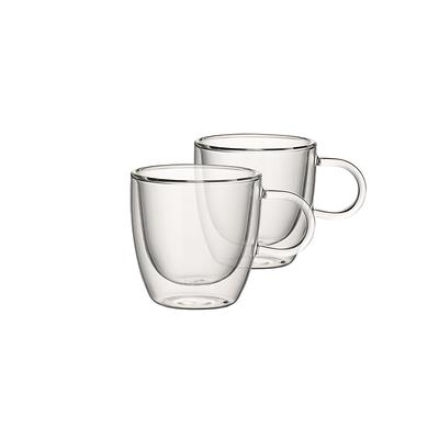 Villeroy & Boch - Artesano Hot Beverages New Zestaw Szklanek z uchem do espresso