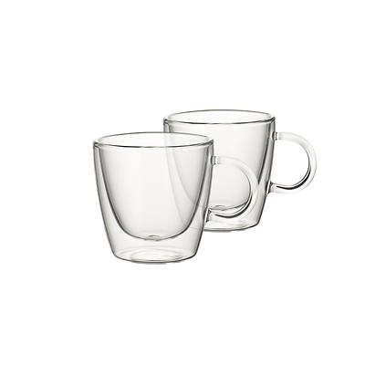 Villeroy & Boch - Artesano Hot Beverages New Zestaw Szklanek z uchem do kawy
