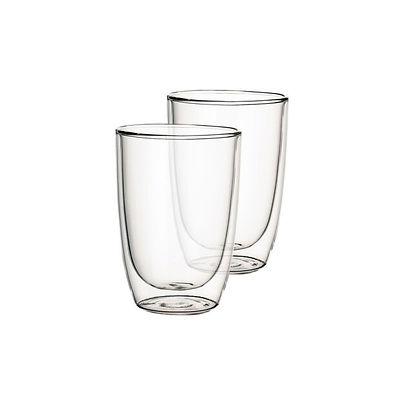 Villeroy & Boch - Artesano Hot Beverages Zestaw dwóch szklanek uniwersalnych