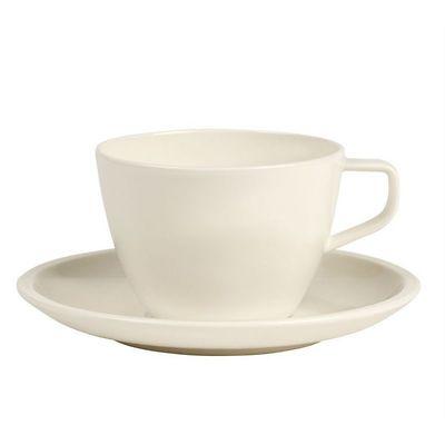 Villeroy & Boch - Artesano Original Filiżanka do białej kawy ze spodkiem