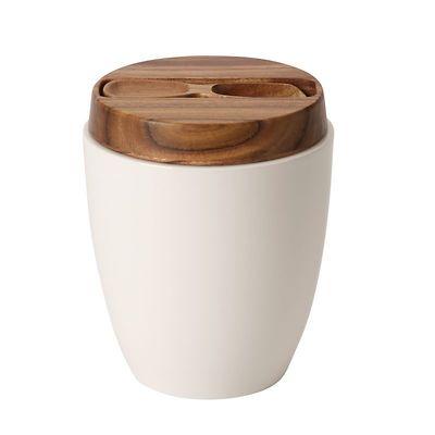 Villeroy & Boch - Artesano Original Pojemnik na herbatę z łyżeczką