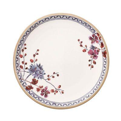 Villeroy & Boch - Artesano Provencal Lavender Talerz płaski z kwiatami