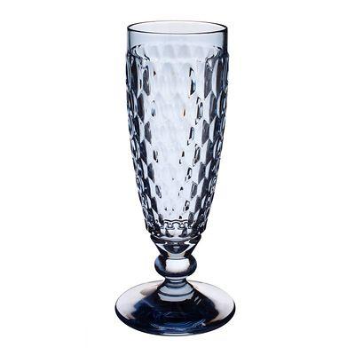 Villeroy & Boch - Boston coloured Kieliszek do szampana niebieski