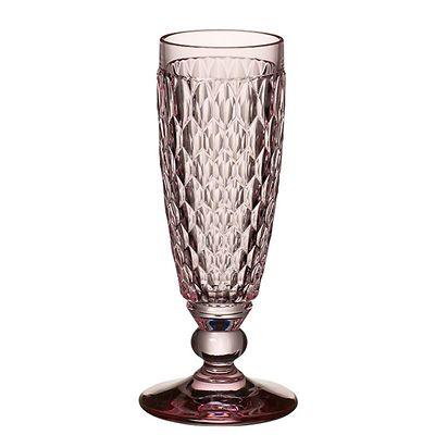Villeroy & Boch - Boston Coloured Kieliszek do szampana różowy