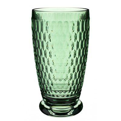 Villeroy & Boch - Boston coloured Wysoka szklanka zielona