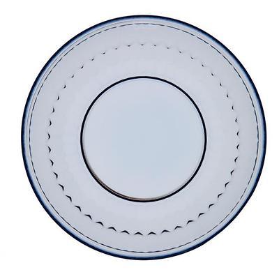Villeroy & Boch - Boston Szklany talerzyk deserowy, niebieski