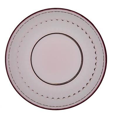 Villeroy & Boch - Boston Szklany talerzyk deserowy, różowy