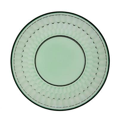 Villeroy & Boch - Boston Szklany talerzyk deserowy, zielony