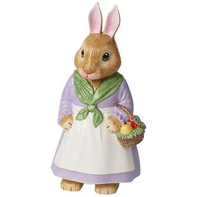 "Villeroy & Boch - Bunny Tales Duża Figurka porcelanowa ""Mama Emma"""