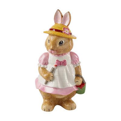"Villeroy & Boch - Bunny Tales Figurka porcelanowa duża ""Królik Anna"""