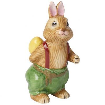 """Villeroy & Boch - Bunny Tales Figurka porcelanowa """"Królik Paul"""""""