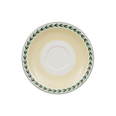 Villeroy & Boch - Charm&Breakfast French Garden Spodek do filiżanka do białej kawy XL