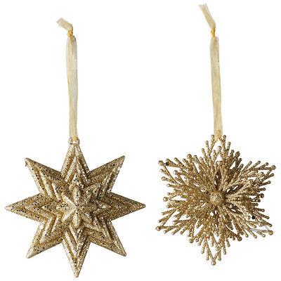 Villeroy & Boch - Christmas Decoration zawieszki gwiazdki