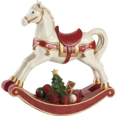 Villeroy & Boch - Christmas Toys 2019 Figurka Konik na biegunach