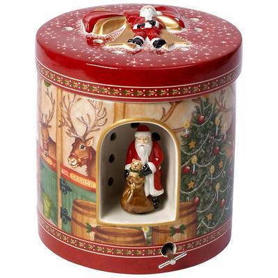 Villeroy & Boch - Christmas Toys Lampion pudełko z pozytywką OUTLET