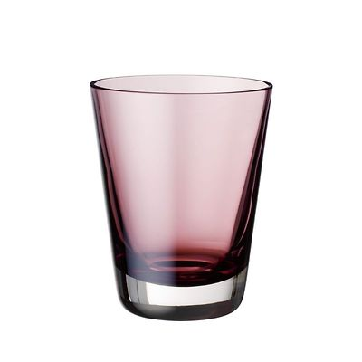 Villeroy & Boch - Colour Concept Szklanka burgund
