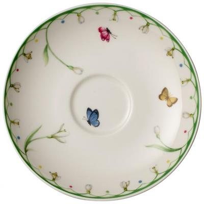 Villeroy & Boch - Colourful Spring Spodek do filiżanki do kawy lub herbaty