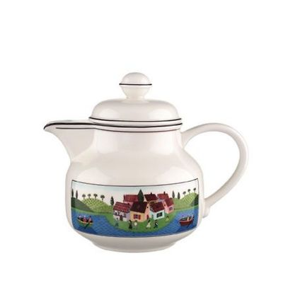 Villeroy & Boch - Design Naif Dzbanek do herbaty 6 os.