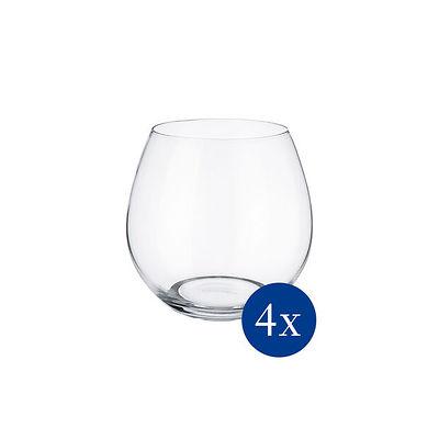 Villeroy & Boch - Entree Zestaw szklanek do wody 4 sztuki
