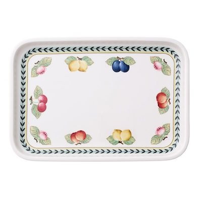 Villeroy & Boch - French Garden Baking Dishes Prostokątny półmisek/pokrywka do zapiekania