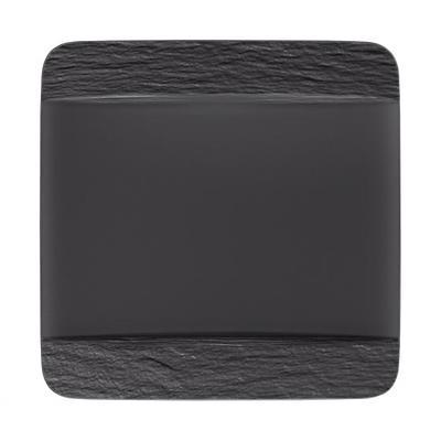 Villeroy & Boch - Manufac. Rock Kwadratowy talerz płaski