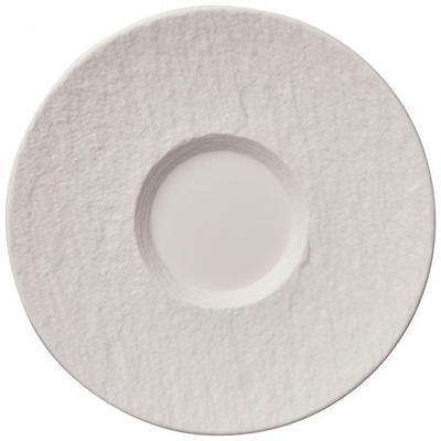Villeroy & Boch - Manufac. Rock Blanc Spodek do szklanki do białej kawy