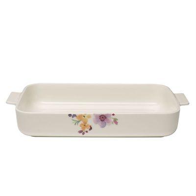 Villeroy & Boch - Mariefleur Basic Baking Dishes Prostokątne naczynie do zapiekania