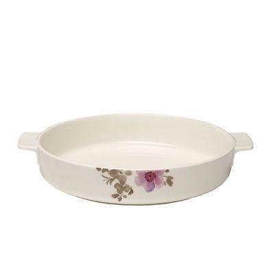 Villeroy & Boch - Mariefleur Gris Baking Dishes Okrągłe naczynie do zapiekania