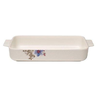 Villeroy & Boch - Mariefleur Gris Baking Dishes Prostokątne naczynie do zapiekania