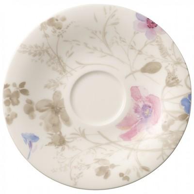 Villeroy & Boch - Mariefleur Gris Spodek do filiżanki do herbaty