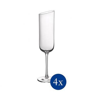 Villeroy & Boch - NewMoon Glass Komplet kieliszków do szampana