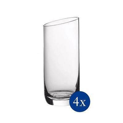 Villeroy & Boch - NewMoon Glass Komplet szklanek wysokich