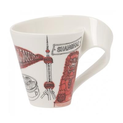 Villeroy & Boch - NewWave Caffe Shanghai Kubek (pudełko prezentowe)