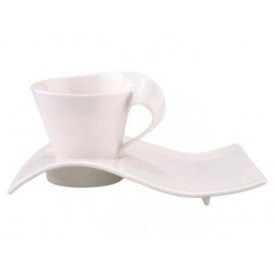 Villeroy & Boch - NewWave Filiżanka do cappuccino ze spodkiem