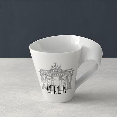 Villeroy & Boch - NewWave Modern Cities kubek do kawy Berlin
