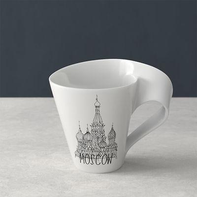 Villeroy & Boch - NewWave Modern Cities kubek do kawy Moskwa