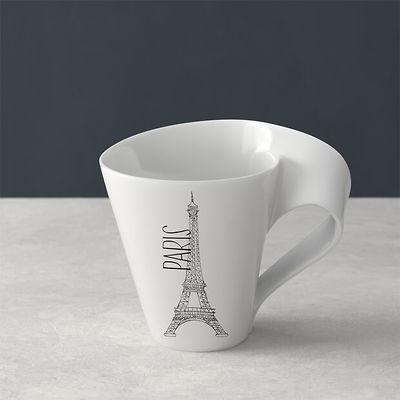Villeroy & Boch - NewWave Modern Cities kubek do kawy Paryż