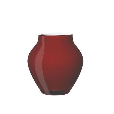 Villeroy & Boch - Oronda Mini Wazon czerwony