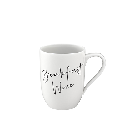"""Villeroy & Boch - Statement Kubek """"Breakfast Wine"""""""